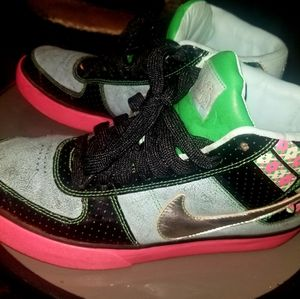 RARE! Nike's by All American Rejects